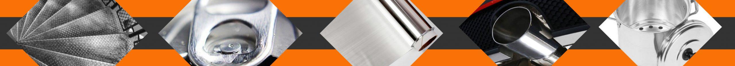 Aplicaciones del aluminio, Inoxidables Victoria
