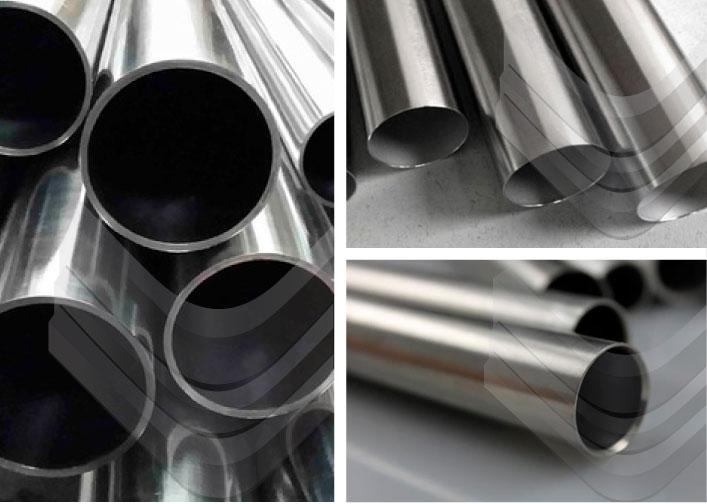 Tubos ornamentales de acero inoxidable, Inoxidables Victoria