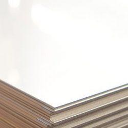 Lámina Blanco wash de aluminio, Inoxidables Victoria